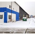 Snowy morning on Railroad Street thumbnail