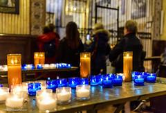 Sant'Angelo a Brera (Maxi Ghezzi) Tags: candles church