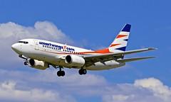 BCN/LEBL: smartwings Boeing B737-7Q8 OK-SWW (Roland C.) Tags: airport barcelona elprat bcn lebl aircraft airplane airliner spain smartwings smartwingscom b737 b737700 b7377q8 oksww