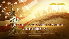 🇺🇸The Rise of the United States of America and Its Mission🇺🇸 (ricardopardie123) Tags: usa god movie christianmovie poster flag america land godswork statueofliberty world globe earth city building color brown