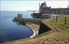 Sur les remparts de Veere, Walcheren, Zeelande, Nederland (claude lina) Tags: claudelina nederland hollande paysbas zeeland veere veersemeer rempart zeelande