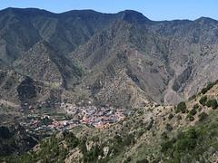 Walk 6 - view of Vallehermoso (Jackie & Dennis) Tags: lagomera vallehermoso
