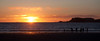 Sunset at Chesterman Beach, Vancouver Island (Peter Starling) Tags: yellow sunset tofino sea coast dusk rocks canada british columbia bc pacific landscape clayoquot