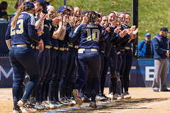 2018-04-21 Trinity SBL vs Colby - 0061 (BantamSports) Tags: 2018 bantams colby college connecticut d3 hartford ncaa nescac sport spring trinity seniors softball