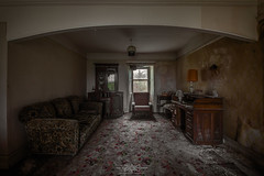 Lockerbie - Farmhouse (Alex Burnells Photography) Tags: abandoned architecture abandon exploration explorer derelict decaying decay dark urbex urban scotland forgotten flickr nation