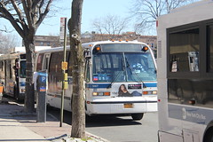 IMG_5378 (GojiMet86) Tags: mta nyc new york city bus buses 1999 t80206 rts 5167 nis not in service 31st street ditmars blvd