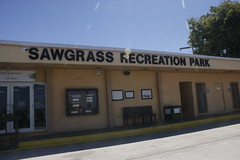 Sawgrass Recreation Park in the Florida Everglades (blackunigryphon) Tags: everglades swamp florida southernflorida fan boat fanboat sawgrassrecreationpark