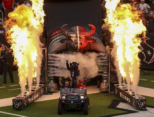 NFL 2017: Browns vs Texans OCT 15