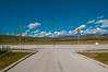 (Dusan Jovanovic) Tags: road sign clouds landscape serbia nish nis nikond40 sunny