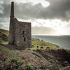 Dark Satanic Mills (row.box) Tags: clouds coast cornwall england englishchannel manche sea tin uk unitedkingdom horses mine sun