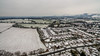 March Snow in Hassocks-10 (dandridgebrian) Tags: hassocks snow drone dji phantom3 keymer england unitedkingdom gb