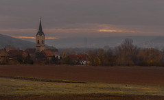 Kunitz (berndtolksdorf1) Tags: deutschland thüringen kunitz jena jahreszeit herbst autumn outdoor landschaft landscape ortsansicht kirche