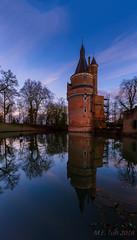 Castle tower @ Wijk bij Duurstede