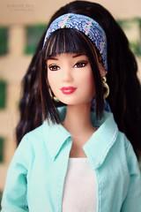 Sayuri (Artemis_Arty) Tags: doll barbie barbiedoll feshionfever asianbarbie
