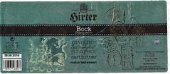 Austria - Brauerei Hirt (Hirt) (cigpack.at) Tags: austria österreich hirt hirter bock doppio malto bier beer brauerei brewery label etikett bierflasche bieretikett flaschenetikett