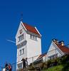 Bergen - und kein Wölkchen (krieger_horst) Tags: kreuzfahrt norwegen bergen feuerwehr