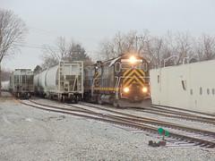 DSC02973 (mistersnoozer) Tags: shortline rr train lal alco c425 locomotive