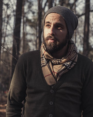 USA - Frankford - 20180322 - 319.jpg (livrePEDRO) Tags: portrait nature fashion 4x5 fujifilm hat male tree beards outdoors model dramatic usa smile winter mensfashion scarf cold selfie man sweater warm sunny travel style frankford woods delaware selfportrait unitedstatesofamerica lifestyle sky beard