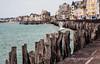 Mouette sur la digue du Sillon à Saint-Malo (louis.labbez) Tags: saintmalo labbez bretagne britany illeetvillaine france europe mer sea oiseau bird seagle mouette brisetempêtes digue sillon ville bois wood piquet vol envol