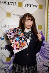 KOGAKUIN -Anime Japan 2018 (Ariake, Tokyo, Japan) (t-mizo) Tags: sigma2435mmf2dghsmart sigma sigma2435f2 sigma24352 sigma2435mm sigma2435mmf2 sigma2435mmf2dg sigma2435mmf2dgart sigma2435mmf2art art canon canon5d canon5d4 5dmarkiv 5dmark4 eos5dmarkiv eos5dmark4 eos5d4 5d4 lr lrclassic lightroomclassic lightroom lrcc lightroomcc 日本 japan cosplay コスプレ レイヤー cosplayer コスプレイヤー person ポートレート portrait girl girls キャンペーンガール キャンギャル campaigngirl women showgirl woman コンパニオン companion boothgirls tokyo 東京 有明 ariake 東京ビッグサイト ビッグサイト bigsight 国際展示場 東京国際展示場 tokyobigsight 江東区 animejapan animejapan2018 アニメジャパン アニメジャパン2018