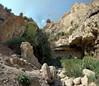 Водопад Давида (ayampolsky) Tags: hdr водопад горы израиль панорамы эйнгеди