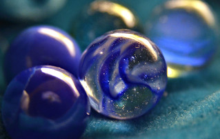 #theBlue marbles. HMM