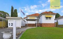 12 Glenavy Street, Wentworthville NSW