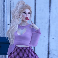 Candy Please (αиα ¢αραℓιиι) Tags: secondlife catwa belleza bento pinkfuel {lyrium} sakura limerence