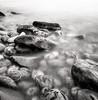 img351 (Adam Clark Photography) Tags: yashica yashicamat 124g blackandwhite seascape longexposure long exposure film analog 120mm medium format lens camera ilford delta 100