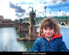 Photo accepted by Stockimo (vanya.bovajo) Tags: stockimo iphonegraphy iphone beautiful children real people portrait cute happy happiness smile smiling toddler alone outdoors outdoor warm clothes cloudy caucasian girl childhood innocence lifestyle travel tourism landmark toulouse