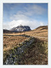 Quinag in the distance (Katybun of Beverley) Tags: quinag sutherland assynt scotland westhighlands highlands mountain wall drystonewalling landscape scenery scene scenic outdoors rural