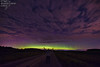 Let the Storm Descend Upon Me (Winglet Photography) Tags: wingletphotography northernlights auroraborealis georgewidener stockphoto solarstorm aurora geomagnetic earth sun wisconsin canon 7d storm solar georgerwidener night nighttime longexposure dark inspiration lights colors sky nature marion road highway rural clouds selfie