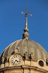 1 Cornhill (richardr) Tags: 1cornhill dome clock weathervane squaremile cityoflondon london building architecture england english britain british greatbritain uk unitedkingdom europe european old history heritage historic cornhill