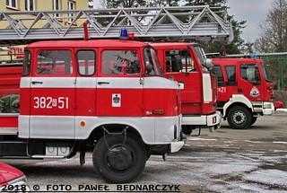 382[R]51 - SD-30 IFA W50L/VEB Luckenwalde - JRG Nowa Dęba