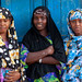 Somali girls in the street, North-Western province, Berbera, Somaliland