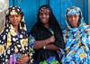 Somali girls in the street, North-Western province, Berbera, Somaliland (Eric Lafforgue) Tags: adults africa african africanethnicity barbara berbera day developingcountry documentary eastafrica female girls horizontal hornofafrica islam lifestyle lookingatcamera muslim outdoors portrait realpeople smile smiling soma4235 somalia somaliland teenagegirlsonly threepeople traditionalclothing veiled waistup women northwesternprovince