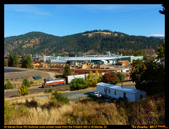 stma-st maries-id-10-9-2017a (funnelfan) Tags: train railroad railway shortline locomotive pnw pacificnorthwest idaho sw1200 maries sawmill lumber mill switching