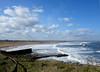 Seaton Sluice sea and beach (DavidWF2009) Tags: northumberland seatonsluice sea beach