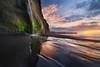 Whitecliff Walkway (Dylan Toh) Tags: nisifilters aotearoa australianlandscapephotographer dylantoh evening everlooklandscapephotography nature newplymouth newzealand sunset urenui waterfall whitecliffswalkway