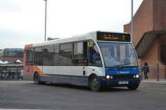 Stagecoach Norfolk 47901 YJ07EGF (Will Swain) Tags: kings lynn bus station 13th january 2018 buses transport travel uk britain vehicle vehicles county country england english east norfolk stagecoach 47901 yj07egf