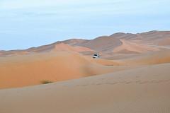 Sinking (meg21210) Tags: sahara desert morocco dunes vehicle sinking driving 4wd 4wheeldrive sunset erfoud