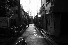A side street (ademilo) Tags: street streetphotography roadside tokyo japan road