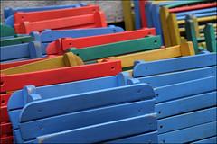 Colori (Maulamb) Tags: sedie legno colori