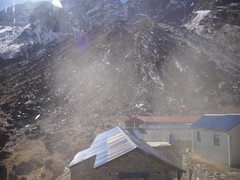 Helicopter Flight Anapurna Basecamp 1 (h_haenen) Tags: nepal helicopter flight anapurna basecamp
