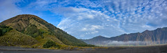 ... volcanic landscape ... (wolli s) Tags: bromo gunung hindu indonesia indonesien java krater poten puraluhur vulcano vulkan crater landscape timur volcanic volcaniclandscape volcano sukapura jawatimur id stitched panorama nikon d7100