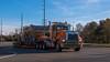 Mack Titan (NoVa Transportation Photos) Tags: mack titan heavy hauler lift axle lowboy