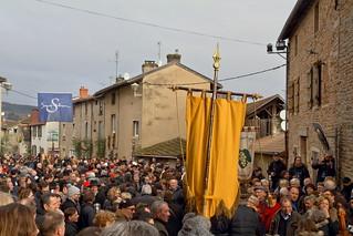 The Saint-Vincent Wine Celebration 2018 in Prissé