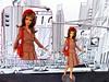 WHO'S THAT GIRL? IT'S FRANCIE! (ModBarbieLover) Tags: francie doll mattel mod barbie checkmates suit city pop art fashion 1966