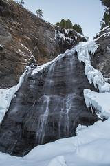 Cascada de Ardonés, Huesca (Camino Estrada) Tags: waterfall aragón benasque cold winter canon canon6d water nature