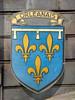 Baltimore & Ohio Railroad Museum (nicknormal) Tags: bo borailroadmuseum baltimoreohio emblem fleurdelis railroad shield
